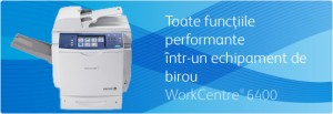 Multifunctional color WorkCentre 6400 - Multifunctionale color - XEROX
