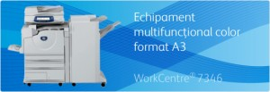 Multifunctional color WorkCentre 7346 - Multifunctionale color - XEROX