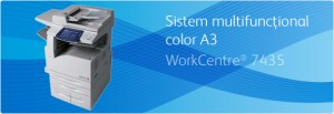 Multifunctional color WorkCentre 7435 - Multifunctionale color - XEROX