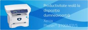 Multifunctional Phaser 3100MFP/S - Multifunctionale alb-negru pana la 20 ppm - XEROX