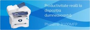 Multifunctional Phaser 3100MFP/X - Multifunctionale alb-negru pana la 20 ppm - XEROX