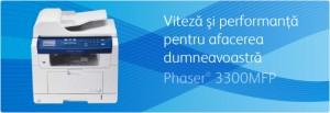 Multifunctional Phaser 3300MFP - Multifunctionale alb-negru peste 20 ppm - XEROX