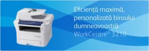 Multifunctional WorkCentre 3210 - Multifunctionale alb-negru peste 20 ppm - XEROX