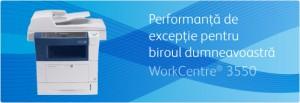 Multifunctional WorkCentre 3550 - Multifunctionale alb-negru peste 20 ppm - XEROX
