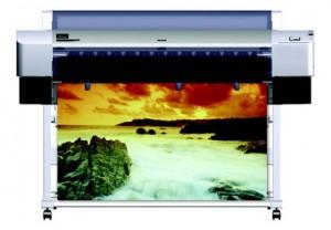 Imprimanta de format mare Xerox Epson 7880/9880 - Plottere color - XEROX