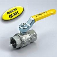"""TIEMME - Robinet cu sfera """"URGANO"""" pentru gaz - EN-331-2200G - Robineti pentru instalatii de gaz"""