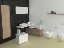 Obiecte sanitare, seturi complete - SHIFT - Obiecte sanitare, seturi complete