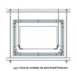 K271 - Canal de ventilatie din placi Knauf Fireboard  - Canale de cabluri - Knauf Fireboard - K 26