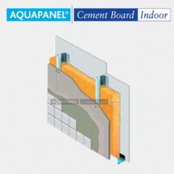 Sistem AQUAPANEL interior - Sisteme AQUAPANEL de pardoseala flotanta