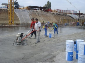 XYPEX Concentrate - Aplicatii XYPEX Concentrate