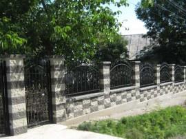 Gard Split alb-negru - Gard Split