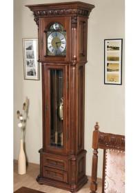 Carcasa ceas lemn masiv Venetia Lux - Mobila sufragerie lemn masiv Venetia lux