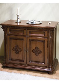 Comoda TV lemn masiv Venetia lux - Mobila sufragerie lemn masiv Venetia lux