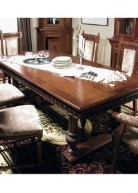 Masa extensibila lemn masiv Venetia Lux - Mobila sufragerie lemn masiv Venetia lux
