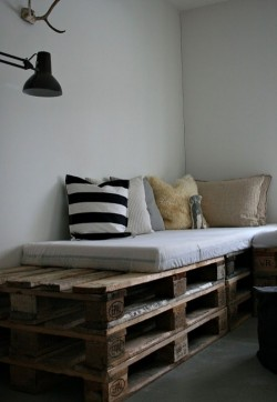 natural-pallet-sofa - Canapele din paleti