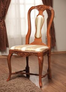 Scaun lemn masiv Afrodita - Mobila sufragerie lemn masiv Afrodita