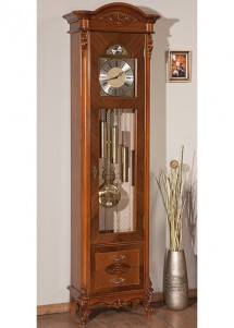 Carcasa ceas lemn masiv Afrodita - Mobila sufragerie lemn masiv Afrodita