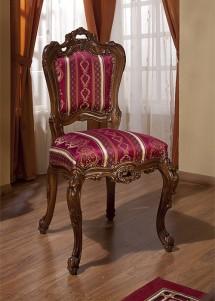 Scaun lemn masiv Cleopatra Lux - Mobila sufragerie lemn masiv Cleopatra Lux