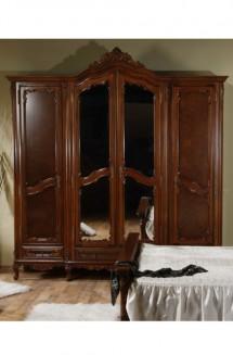 Dulap lemn masiv Cleopatra - Mobila dormitor lemn masiv Cleopatra