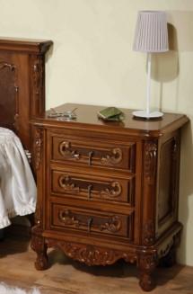 Noptiera lemn masiv Cleopatra - Mobila dormitor lemn masiv Cleopatra