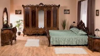 Garnitura dormitor Cleopatra Lux - Mobila dormitor Cleopatra Lux