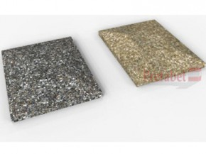 Placa acoperitoare stalp PAST 2 - Componente gard spalat
