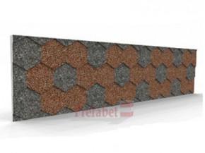 Panouri piatra spalata PPST H40-60 fagure - Componente gard spalat