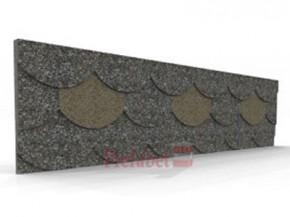Panouri piatra spalata PPST H40-60 solzi 3 - Componente gard spalat