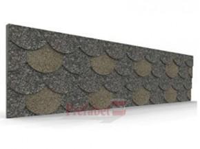 Panouri piatra spalata PPST H40-60 solzi 4 - Componente gard spalat