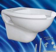 Vas wc suspendat pentru persoane cu handicap HH 203 VS - Sanitare suspendate persoane cu handicap