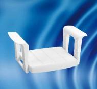Scaun de dus din aluminiu pentru persoane cu handicap HH 602 SVAM - Scaune dus din aluminiu persoane cu handicap