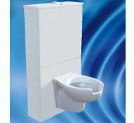 Vas si rezervor wc pentru persoane cu handicap HH 800 PATT - Vase wc persoane cu handicap
