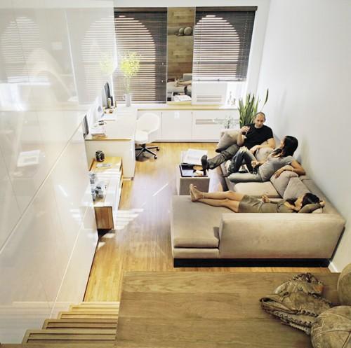 Nevoia de spatiu intr o lume cu limite - Small space sleeping solutions pict ...