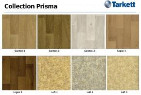 Paletar Prisma Tarkett - Pardoseala eterogena din PVC - Prisma