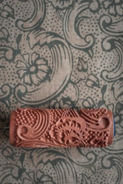 Painterly-Patterned-Wallpaper-Rollers-4 - Trafaleti cu model