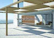 Pergola din aluminiu -  Modern 4 - Pergola din aluminiu Modern
