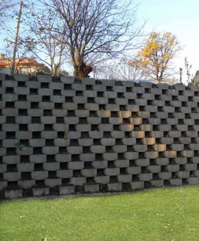 Jardiniere Boshung - Ghivece din beton
