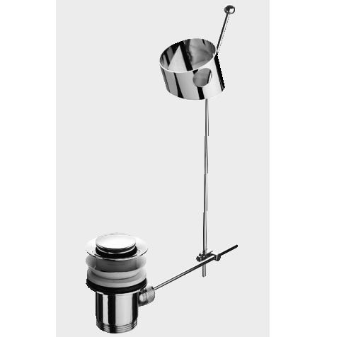 Set ventil automat SCHELL - Accesorii pentru baterii pentru lavoare