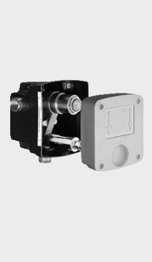 Doza Masterbox pentru montare in perete SCHELL WBW-EH-M - Baterii cu montare in perete pentru lavoare