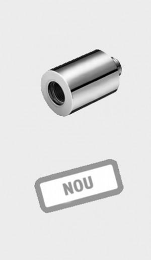 Prelungitor baterie cu montare in perete SCHELL PETIT SC - Baterii cu montare in perete pentru lavoare