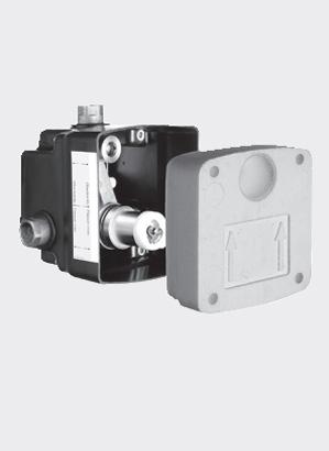 Doza masterbox pentru montare in perete SCHELL WBD-SC-M - Baterii cu montare in perete pentru lavoare