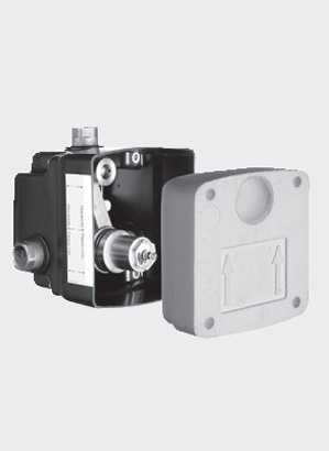 Doza masterbox pentru montare in perete SCHELL WBD-SC-V - Baterii cu montare in perete pentru lavoare