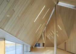 Centrul Takern8 - Centrul Takern, casa pentru 100 specii de pasari