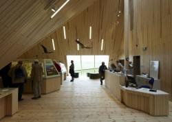 Centrul Takern4 - Centrul Takern, casa pentru 100 specii de pasari