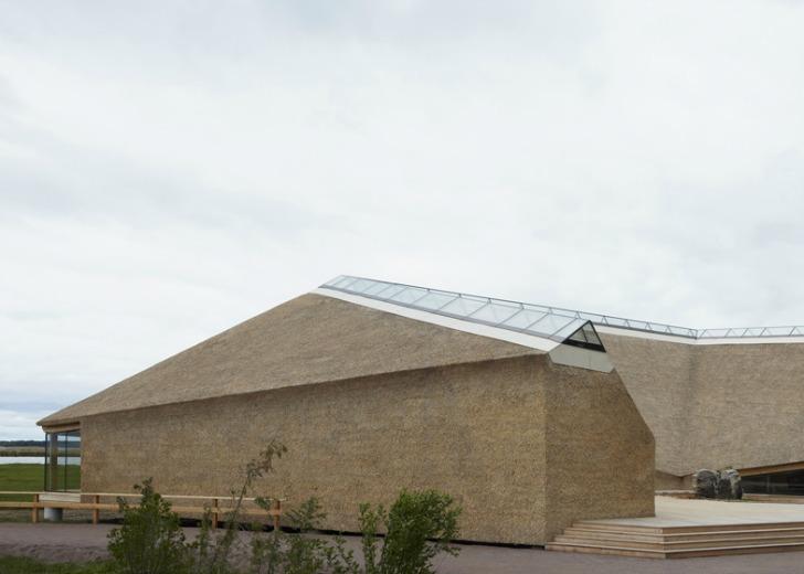 Centrul Takern6 - Centrul Takern, casa pentru 100 specii de pasari
