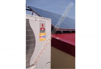 Pompa de caldura cu sistem solar - Pompe de caldura cu sistem solar