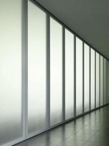 Pereti mobili din sticla dubla Visio 100 - Pereti mobili din sticla dubla Visio 100