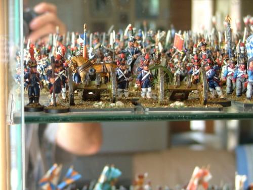 Foto via docsartofwar.blogspot.com - Cateva idei, mai mult sau mai putin inspirate, aplicate de alti colectionari