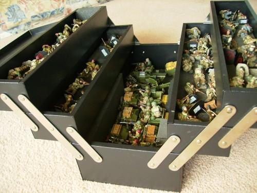 Foto via www.treefrogtreasures.com - Cateva idei, mai mult sau mai putin inspirate, aplicate de alti colectionari