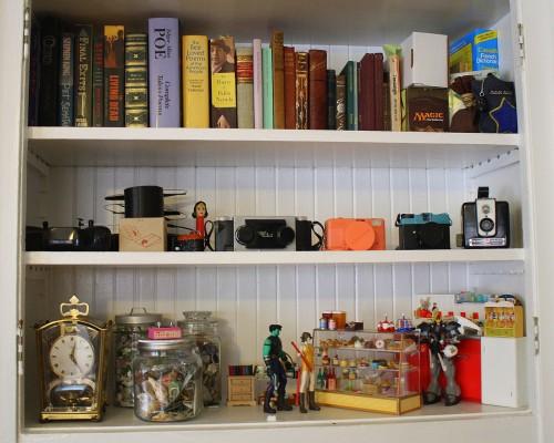 Foto via diyods.blogspot.com - Cateva idei, mai mult sau mai putin inspirate, aplicate de alti colectionari